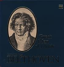 Ludwig van Beethoven - Great Men Of Music - Time Life Records - STL 546 NM/NM 4LP