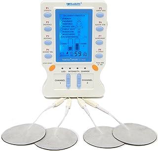 تحریک کننده دو عضله برقی عضله - TAMTEC Sport 2 Plus: شامل EMS ، TENS ، IFC تداخلی ، Microcurrent ، Russian Stim