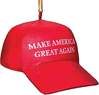Best trump christmas ornament red hat Reviews