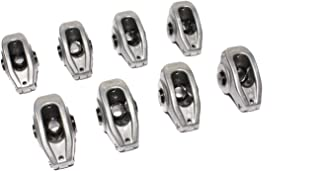 COMP Cams 17044-8 High Energy Die Cast Aluminum Roller Rocker Arm with 1.6 Ratio and 7/16