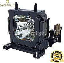 for Fit Sony VPL-HW45ES VPL-HW65Es Lamp LMP-H210 LMPH210 Original Bulb Projector Lamp with Housing by Woprolight