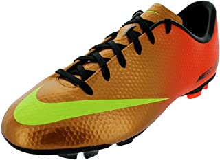 NIKE Youth Mercurial Victory IV FG Soccer Cleats (5,5 Y)