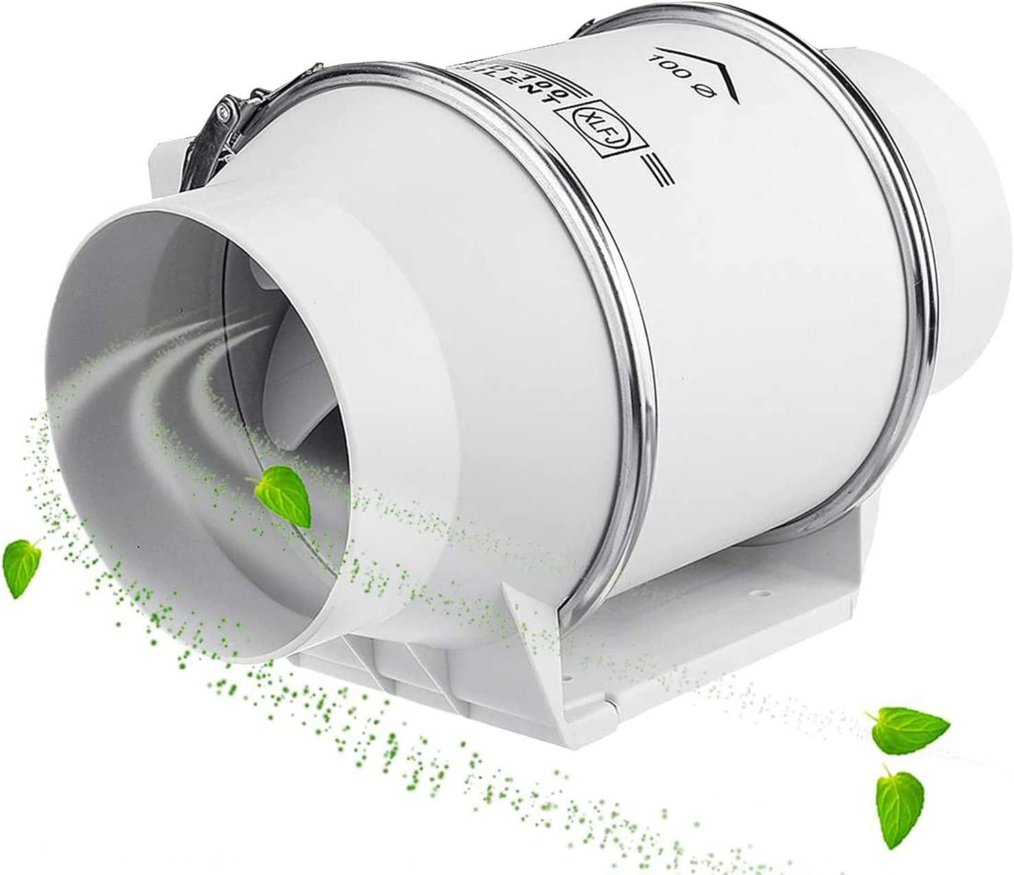 Inline Duct Fan Blower with NEW Variable Controller Regular dealer Speed Venti