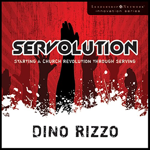 Servolution audiobook cover art