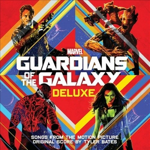 GUARDIANS OF THE GALAXY / O.S. - GUARDIANS OF THE GALAXY / O.S. (1 CD)