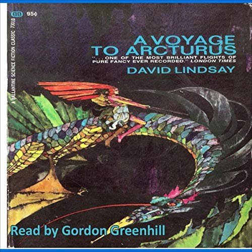 A Voyage to Arcturus cover art