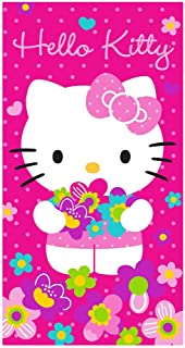 a017568b08 Hello Kitty Bunches of Flowers Slumber Bag