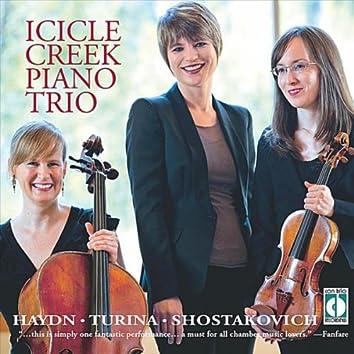 Haydn, Turina, Shostakovich