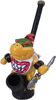 Collectible Decorative Super Mario Figurine Smoking Pipe (Bowser Jr.)