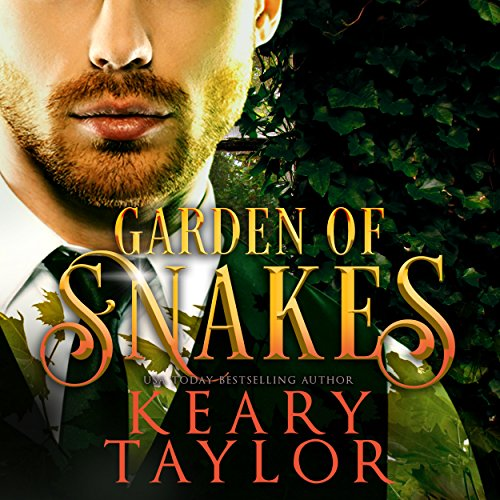 Garden of Snakes audiobook cover art