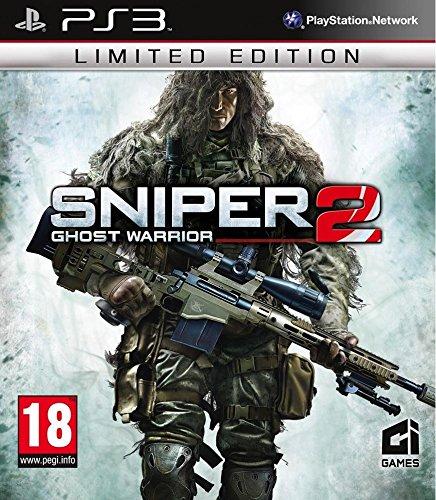 Sniper 2- Ghost Warrior PS3 Ltd. Ed.