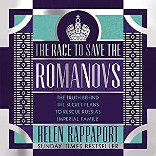 The Race to Save the Romanovs Titelbild