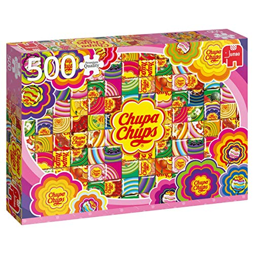 Premium Collection 18804 - Chupa Chups bont, 500 delen puzzel
