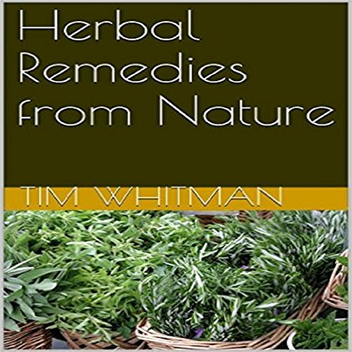 Herbal Remedies from Nature cover art