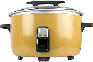Commerciële rijstkoker met een grote capaciteit, food-grade binnenvoering, ademend bodem, warmte behoud functie, geschikt ...