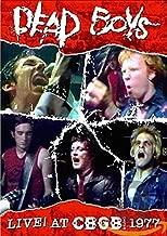 DEAD BOYS - Live at CBGB's 1977