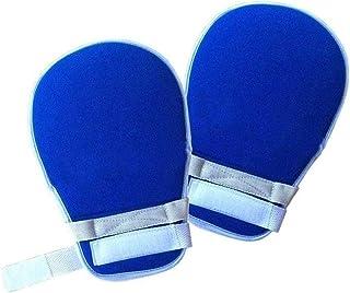Safety Restraint Control Glove-Splint Adjustable Helps Relieve Painful Thumb Injury and-Geriatric Dementia Splint Hand Bra...
