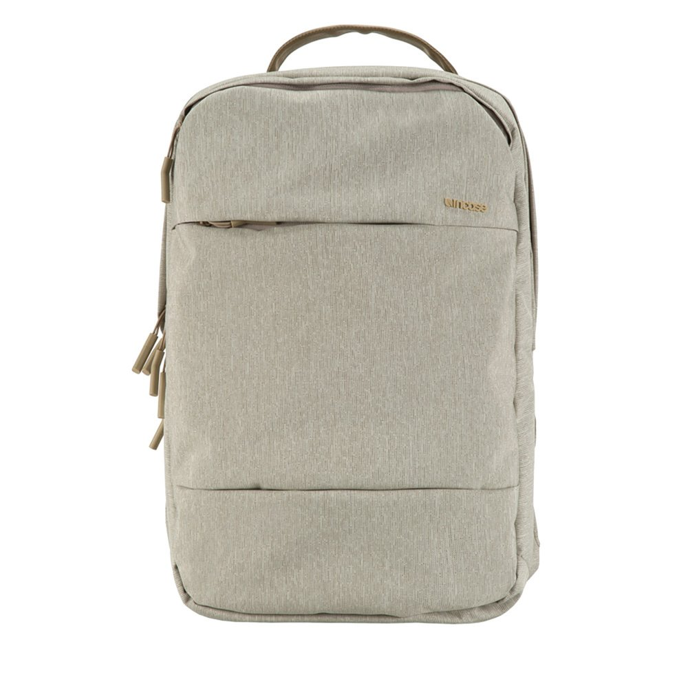Incase City Backpack Heather Khaki