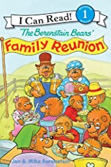 The Berenstain Bears' Family Reunion (I Can Read Level 1) Kindle Edition