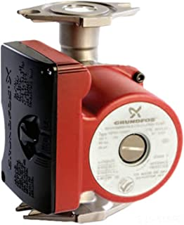 Grundfos 59896772 Ups15-35 SFC,115V,3Spd,Pump