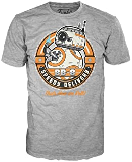 Funko Star Wars - Bb-8 Speedy Delivery para hombre