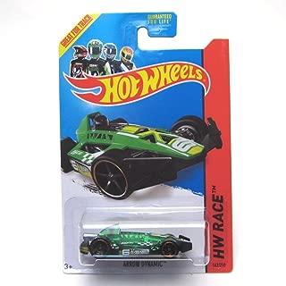 Hot Wheels Arrow Dynamic 2014 162/250 (Green) Car