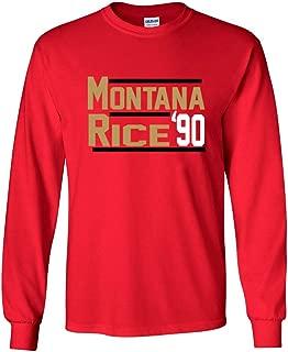 The Silo LONG SLEEVE RED Montana Rice San Francisco