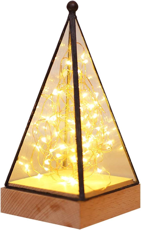 RMXMY Einfache Mode Fantasie Baum Silber Blaume Schlafzimmer Nacht High-End kreative Persnlichkeit warm romantische Kunst praktische Nachtlicht