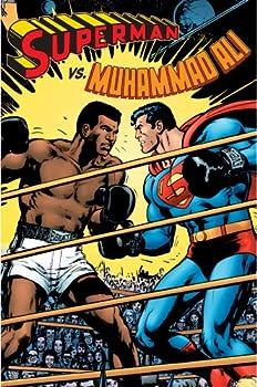 Superman vs Muhammad Ali Facsimile