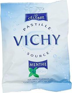Vichy Pastilles Mints (12 Packs) - Sachet 4.4 Oz.
