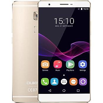 OUKITEL U13 Smartphone móvil Libre 4G de 5.5