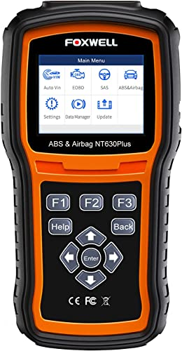 high quality FOXWELL NT630 Plus OBD2 Scanner ABS SRS popular Code Reader Automotive OBD II SRS high quality Airbag Diagnostic and ABS Brake Bleed Scan Tool outlet sale