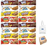 Cereal Bars to go Variety 16 Count (Bay Area Marketplace tote bag included with Purchase)
