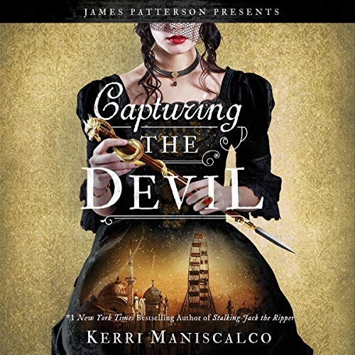 Capturing the Devil audiobook cover art