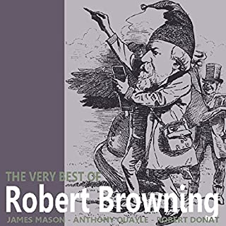 Couverture de The Very Best of Robert Browning
