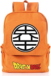 Dragon Ball School Backpack Canvace Casual Bags
