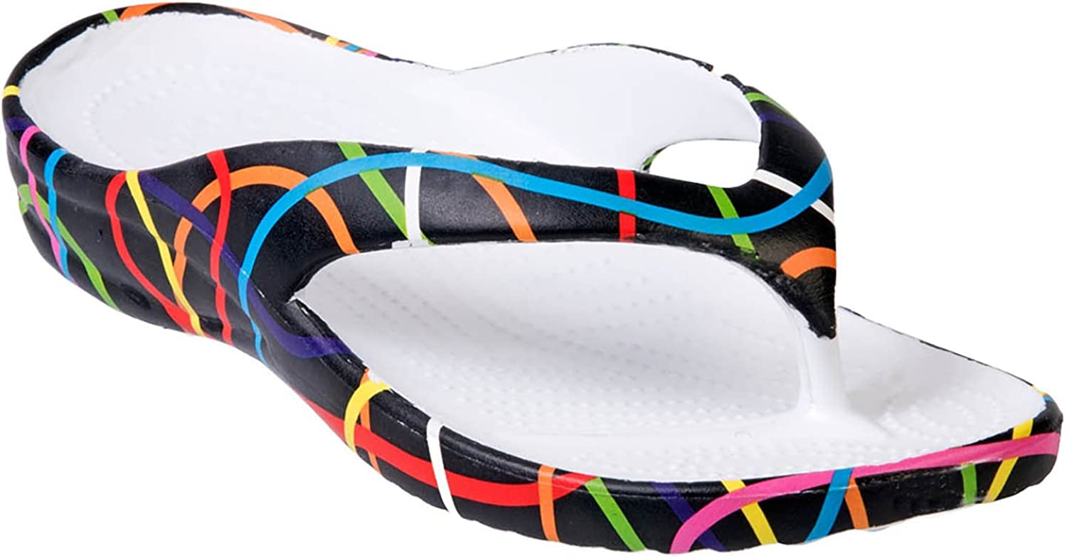 DAWGS womens lowest price Flip-flop Max 50% OFF