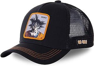 Capslab Gorra Trucker Negra Son Goku GOKD Dragon Ball