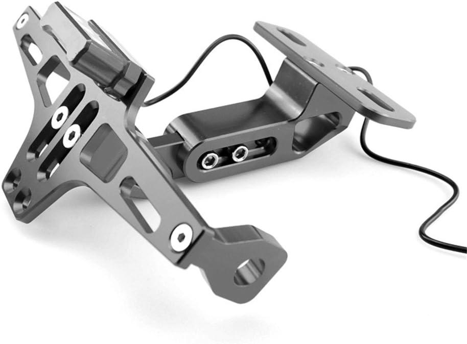 CNC License Plate Holder Fender Eliminator For Yamaha MT01 MT03 MT07 MT09 FZ09 MT10 FZ10