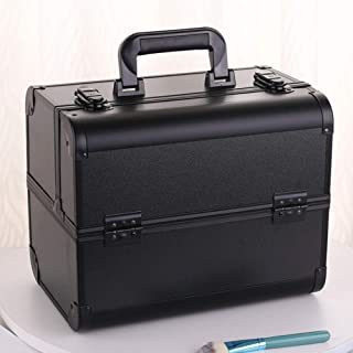 lizeyu Cosmetic Bag Suitcase Cosmetic Large Capacity Ladies Travel Cosmetic Bag Box Manicure Beauty Box