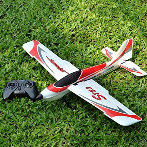 OMPHOBBY S720 RC Plane RTF 6-Axis Gyro Stabilizer RC Airplane Ready To Fly With Normal Flight Mode Aerobatic Flight Mode RC Planes