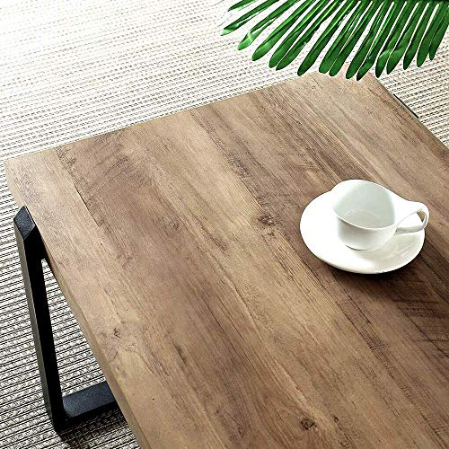 FOLUBAN-Rustic-Coffee-TableWood-and-Metal-Industrial-Cocktail-Table-for-Living-Room