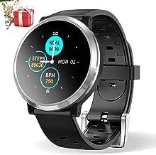Amazon.es: smartwatch ios sumergible