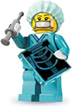 LEGO Minifigures Series 6 Surgeon Doctor COLLECTIBLE Figure Operation Patient