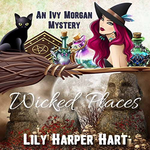 Wicked Places audiobook cover art
