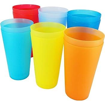 New 6 Tropical Pineapple Leaf Ice Tea//Beverage PlasticThumbler Summer Cups 32oz