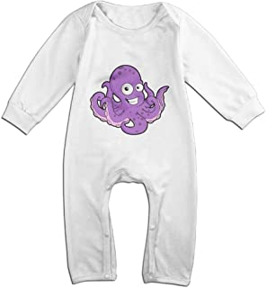Efbj Baby Rompers Bowling Pins Coverall Romper Unisex Bodysuit Clothes Jumpsuit Pajamas