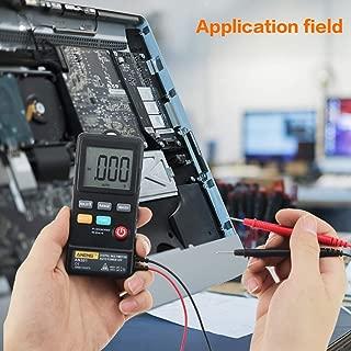 Doolland AN8207L Multim/ètre Num/érique 2000 Compte AC//DC Courant R/ésistance Tension Fr/équence Capacit/é Testeur Diode /& Son Test on//Off