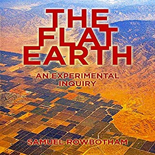 The Flat Earth audiobook cover art