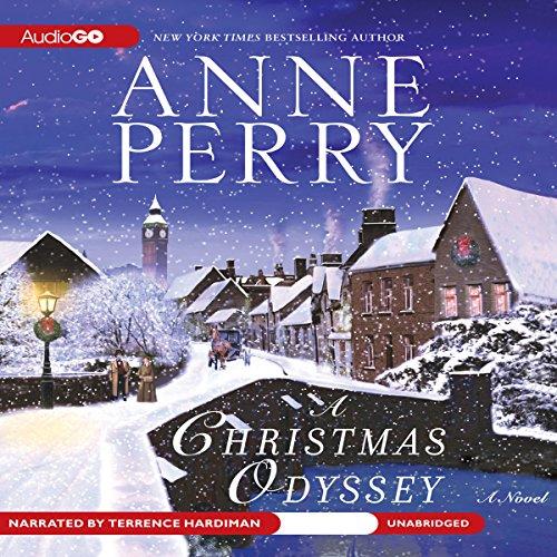 A Christmas Odyssey cover art